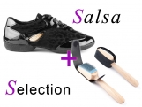 Portdance PD02 Danssneakers Fashion Salsa Selection