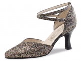 Salsaschoenen Werner Kern Betty Brocade Multi