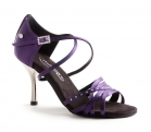 Portdance PD400 Fashion Purple Satin