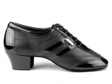 Portdance PD012 Pro Premium Black Leather Patent