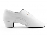 Portdance PD011 Pro Premium White Leather