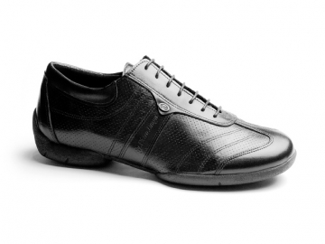 Portdance PD Pietro Street Black Leather