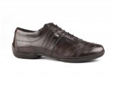 Portdance PD Pietro Street Dark Brown Leather
