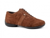 Portdance PD Pietro Street Brown Nobuck