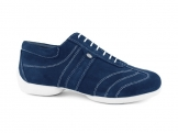 Portdance PD Pietro Street Blue Nobuck White Sole